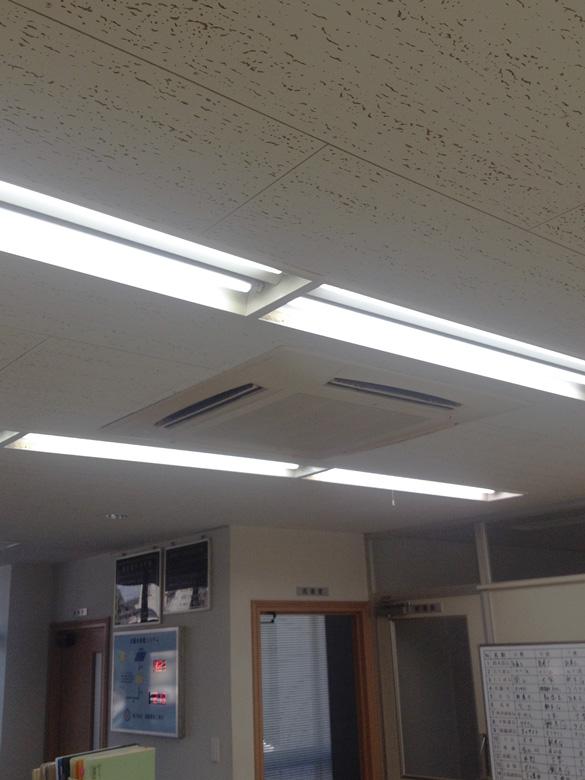 LED(発光ダイオード)照明の導入・設置