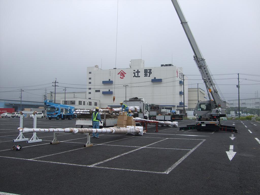 24-01_みやぎ産業交流センター災害復旧外構電気工事