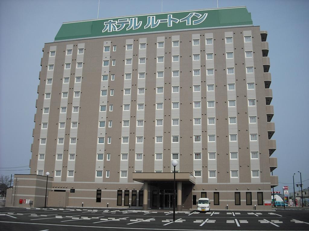 20-01_ホテルルートイン名取新築工事