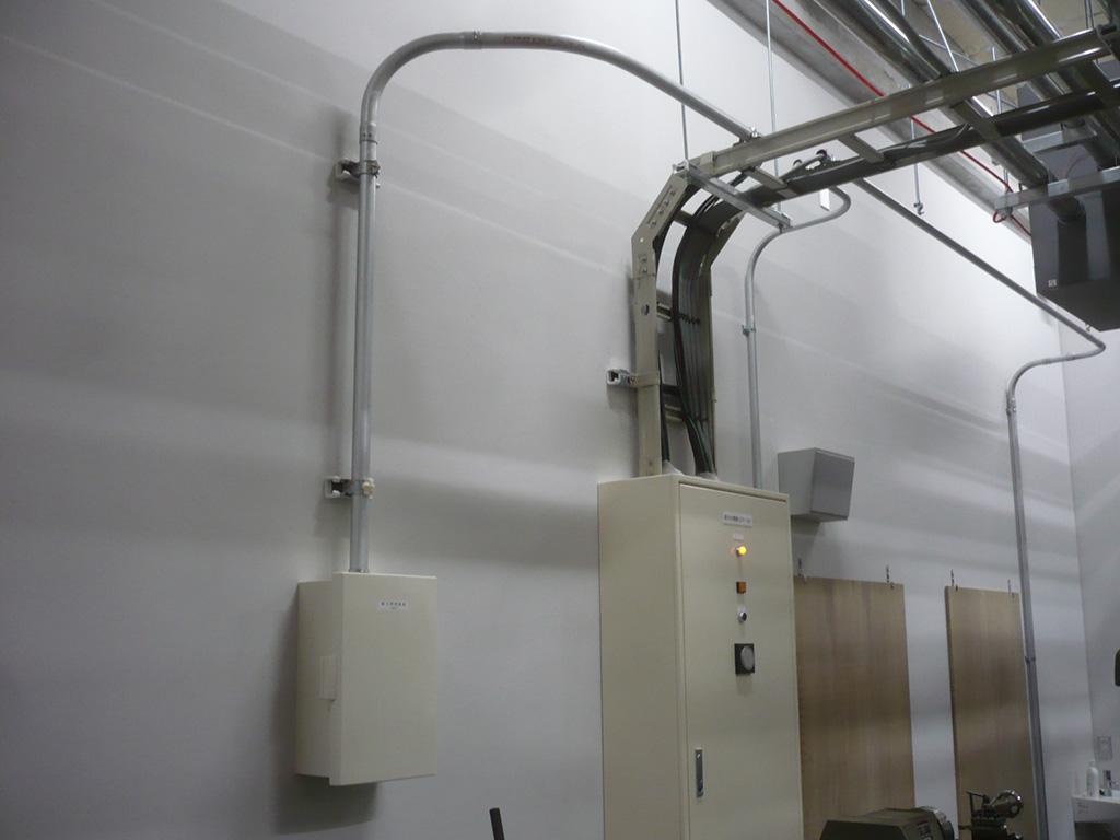 21-01_東北大学(青葉山2)サイクロトン実験棟改修電気設備工事