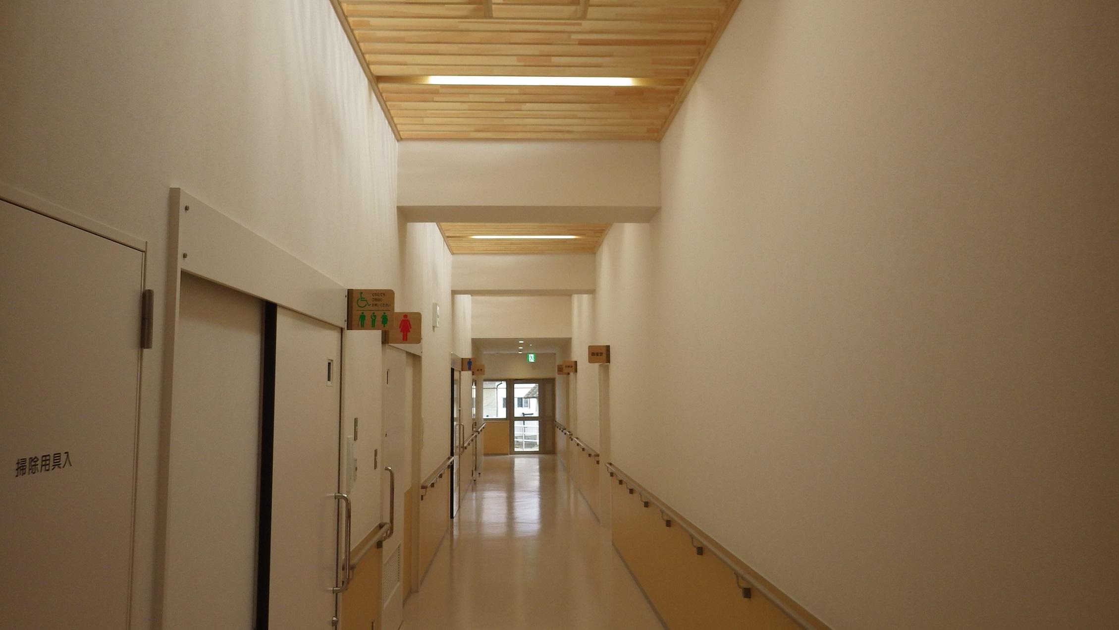 第138号 愛島公民館改築(電気設備)工事