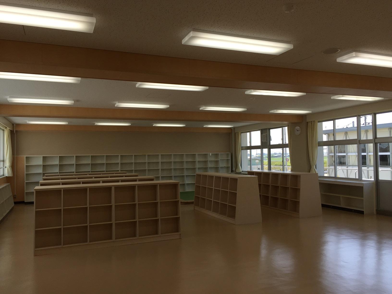 第61号 名取市立下増田小学校校舎増築(電気設備)工事